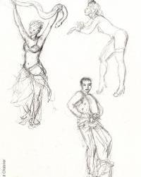 Paris Burlesque Festival 2 07-10-10 E2