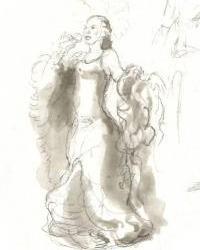 Cabaret des filles de joies (revue burlesque) - 18-04-10 - 2A - Pantera Sauvage