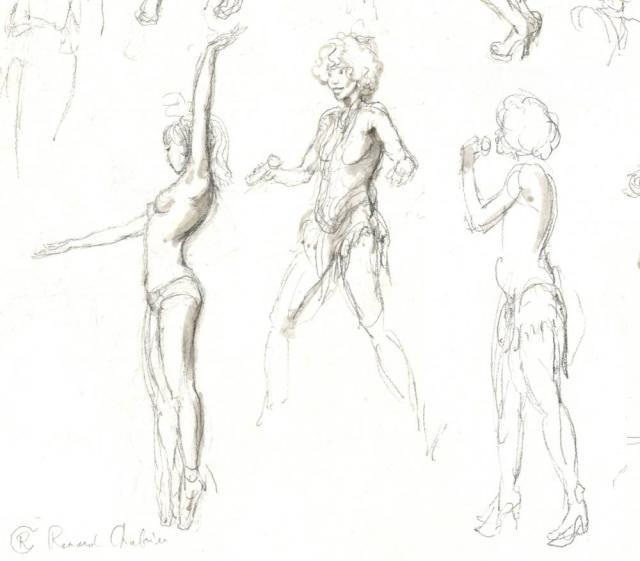 Le Cabaret des Filles de Joie (revue burlesque) - 18-04-10 - 1B - Milou d'Egouts - Jungle Jane