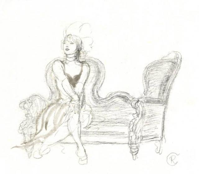 Le Cabaret des Filles de Joie (revue burlesque) - 18-04-10 - 1E - Jungle Jane